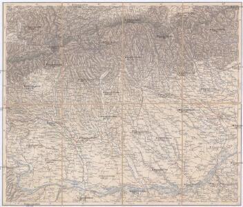 Hermannstadt, Kronstadt, Bukarest, Craiova, Vidin, Rusčuk