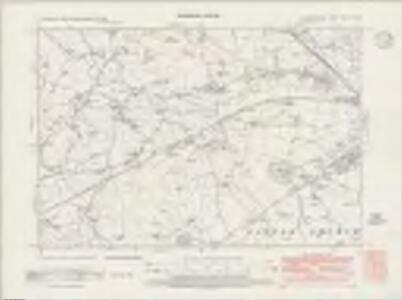 Staffordshire XXXVII.SW - OS Six-Inch Map