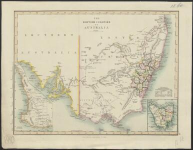 The British colonies of Australia
