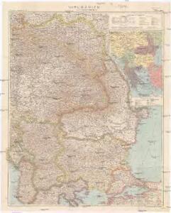 Rumänien und Nachbargebiete