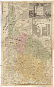 Potentissimo BORUSSORUM REGI FRIDERICO WILHELMO, Majestate, Fortitudine Clementia Augustissimo