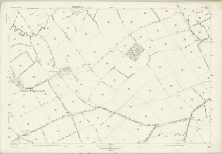 Northamptonshire XXIV.7 (includes: Desborough; Harrington; Rothwell) - 25 Inch Map