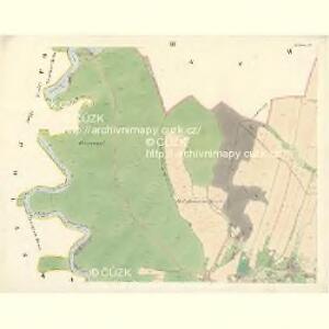 Alt Biela (Stara Biela) - m2836-1-003 - Kaiserpflichtexemplar der Landkarten des stabilen Katasters