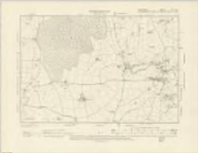 Shropshire XVII.SW - OS Six-Inch Map