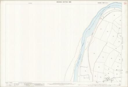 Cheshire XVI.9 (includes: Cuerdley; Penketh) - 25 Inch Map