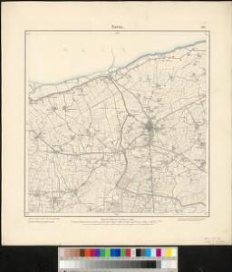 Meßtischblatt 919 : Esens, 1893