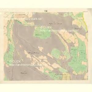 Stittna - m3061-1-007 - Kaiserpflichtexemplar der Landkarten des stabilen Katasters