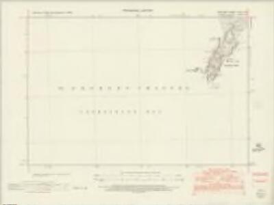 Anglesey XXIV.NE - OS Six-Inch Map