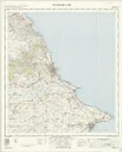 Scarborough - OS One-Inch Map