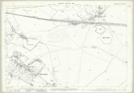 Bedfordshire XXXII.1 (includes: Houghton Regis; Totternhoe) - 25 Inch Map