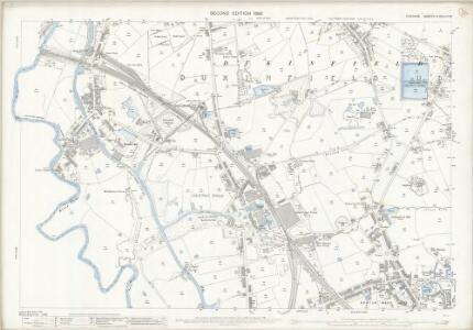 Cheshire III.13 & IIIA.16 (includes: Ashton under Lyne; Audenshaw; Denton; Dukinfield; Hyde) - 25 Inch Map
