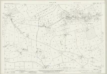 Somerset LII.13 (includes: Ashcott; Walton) - 25 Inch Map