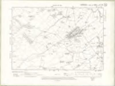 Lanarkshire Sheet XVI.SW - OS 6 Inch map