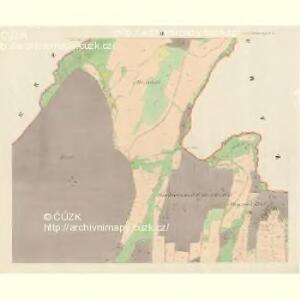 Dittersdorf (Czerny) - m0370-1-002 - Kaiserpflichtexemplar der Landkarten des stabilen Katasters