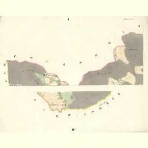 Palkowitz - m2217-1-001 - Kaiserpflichtexemplar der Landkarten des stabilen Katasters