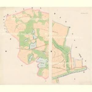 Neuhaus - c2914-1-004 - Kaiserpflichtexemplar der Landkarten des stabilen Katasters