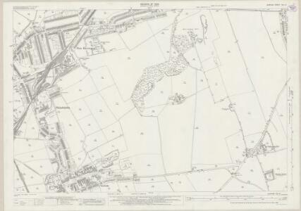 Durham XIII.12 (includes: Herrington; Houghton Le Spring) - 25 Inch Map