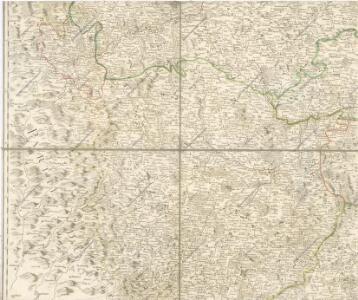 Carte chorographique de la Boheme...