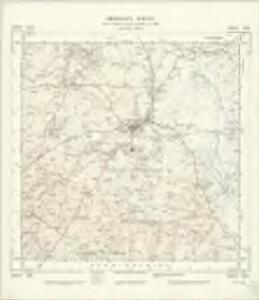 SJ06 - OS 1:25,000 Provisional Series Map