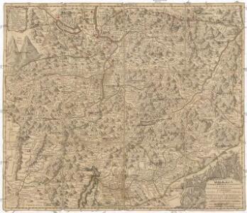 Rhaetia foederata cum confinibus et subditis suis Valle Telina, comitatu Clavennensi et Bormiensi, recenter et accuratißime delineata