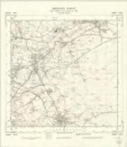 NS85 - OS 1:25,000 Provisional Series Map
