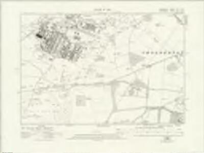Hampshire & Isle of Wight XXII.SW - OS Six-Inch Map