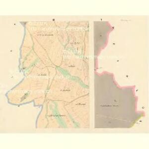 Babina - c0050-1-003 - Kaiserpflichtexemplar der Landkarten des stabilen Katasters