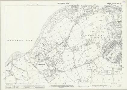 Hampshire and Isle of Wight XC.1 (includes: Cowes) - 25 Inch Map