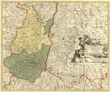 Superioris Alsatiae nec non Brisigaviae et Suntgaviae Geographica Tabula