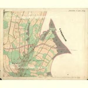 Schönau - c8462-1-005 - Kaiserpflichtexemplar der Landkarten des stabilen Katasters