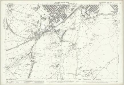 Gloucestershire LXXV.8 (includes: Bristol) - 25 Inch Map