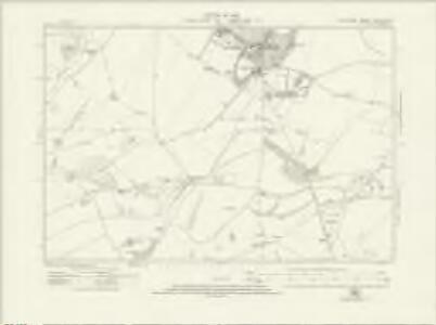 Wiltshire XLVIII.NW - OS Six-Inch Map