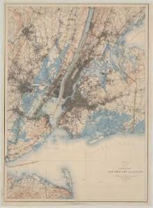 New York City and vicinity