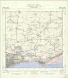 NO43 - OS 1:25,000 Provisional Series Map