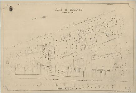 City of Sydney, Sections 9, 11 & 12, 1887