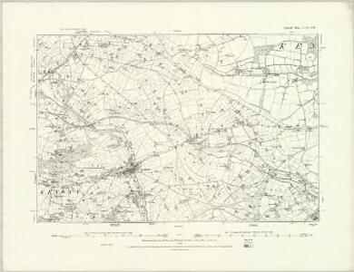 Cornwall LVI.NE - OS Six-Inch Map
