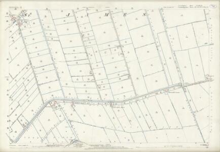 Lincolnshire CXLIII.16 (includes: Sutton St James; Tydd St Mary) - 25 Inch Map