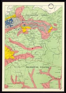 [Peta Kalimantan (Indonesian Borneo)