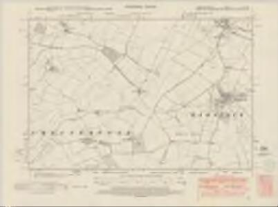Cambridgeshire LX.NW - OS Six-Inch Map
