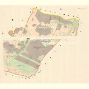 Walterschlag (Waltinow) - m3277-1-006 - Kaiserpflichtexemplar der Landkarten des stabilen Katasters