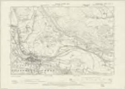Denbighshire XXXIV.SE - OS Six-Inch Map