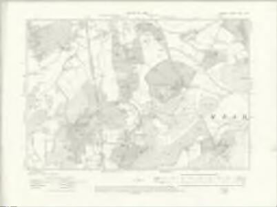 Surrey XXV.NE - OS Six-Inch Map
