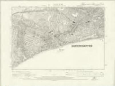 Dorset XLIV.SE - OS Six-Inch Map