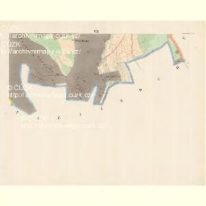 Subschitz - c9296-1-006 - Kaiserpflichtexemplar der Landkarten des stabilen Katasters