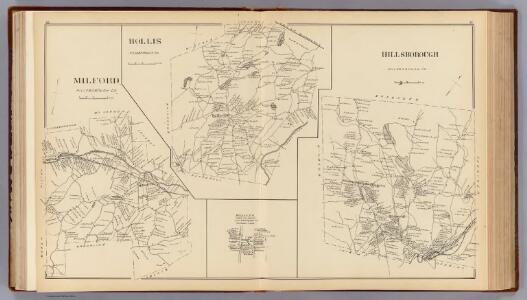 Milford, Hollis, Hillsborough.