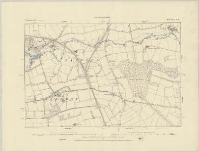 Northamptonshire XXIV.NE - OS Six-Inch Map