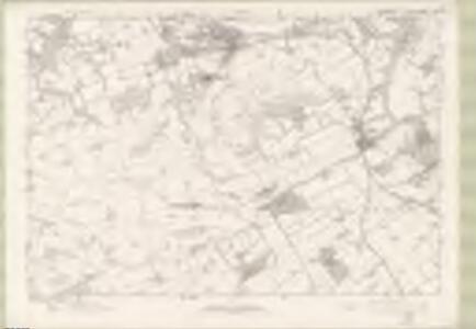 Roxburghshire Sheet n VIII - OS 6 Inch map