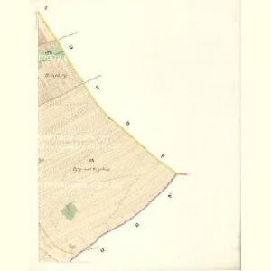 Pruschanek - m2439-1-007 - Kaiserpflichtexemplar der Landkarten des stabilen Katasters