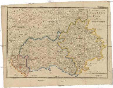 Elbogner dan Saatzer Kreis und Egerische Gebiet