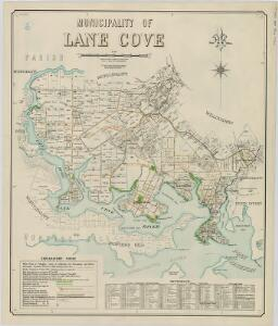 Lane Cove, 1st ed. 22.2.17 (col)
